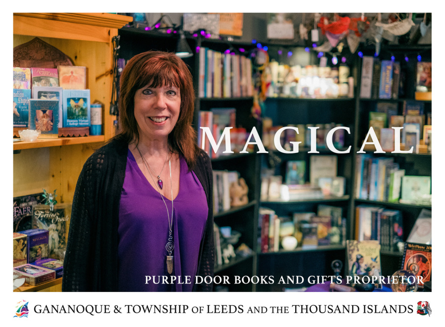 The Purple Door Books & Gifts - Past Events At Our